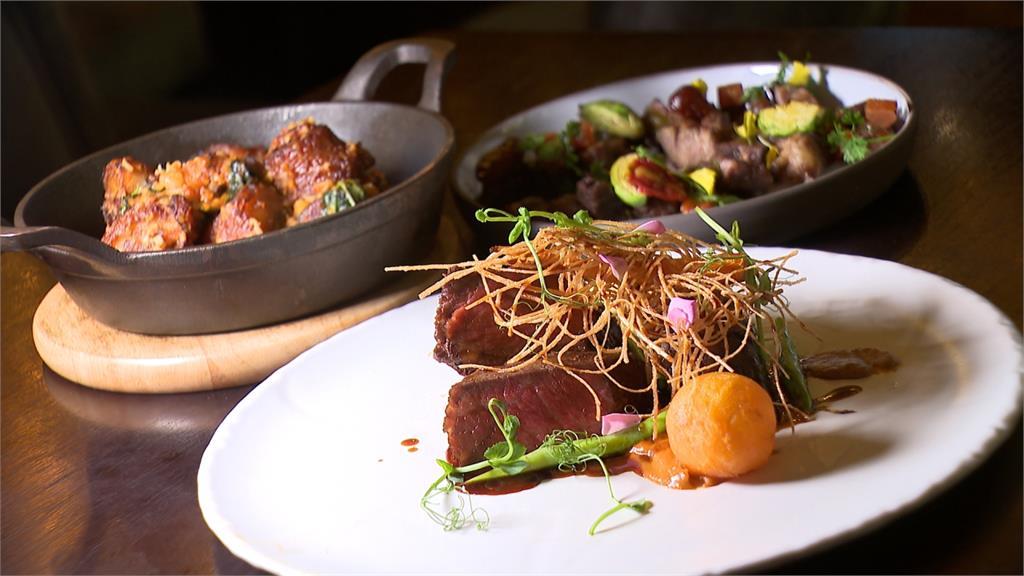 台式巧思!餐酒館華麗牛小排命名「夜市牛排」