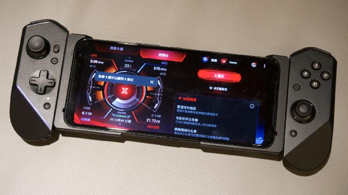 2020 電競標竿手機 ROG Phone 3 初體驗