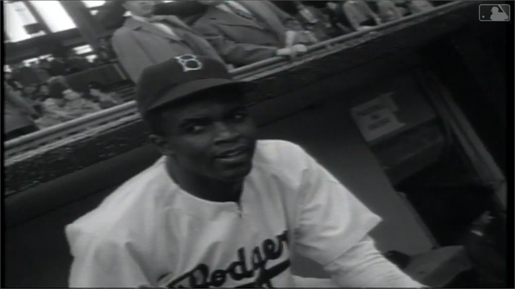 MLB/沒比賽改線上致敬 大聯盟推「羅賓森日」系列影片