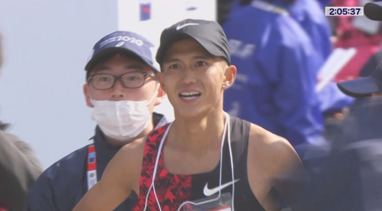 東京馬拉松奧運資格賽!雷傑瑟成功衛冕 大迫傑創日本紀錄