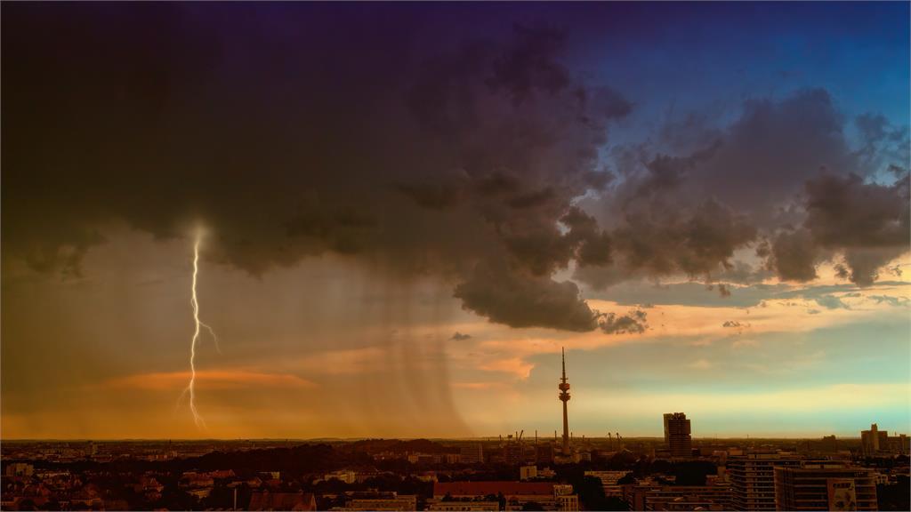 [2020/05/26]午後對流旺盛 各地留意雷陣雨!
