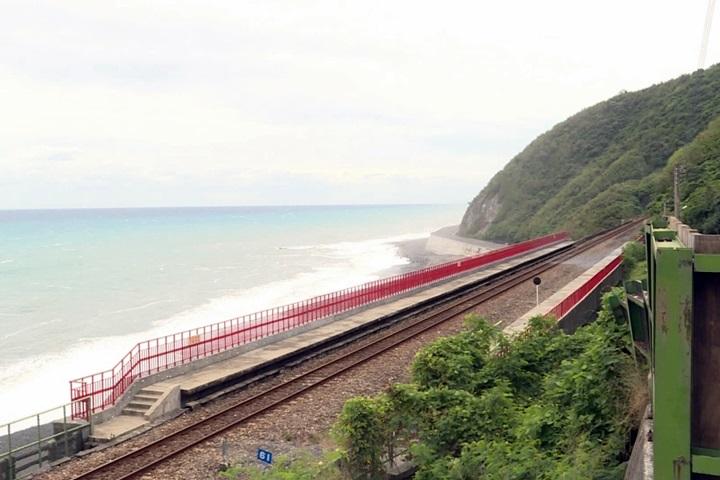 全台最美火車站「多良站」 施工到年底不開放