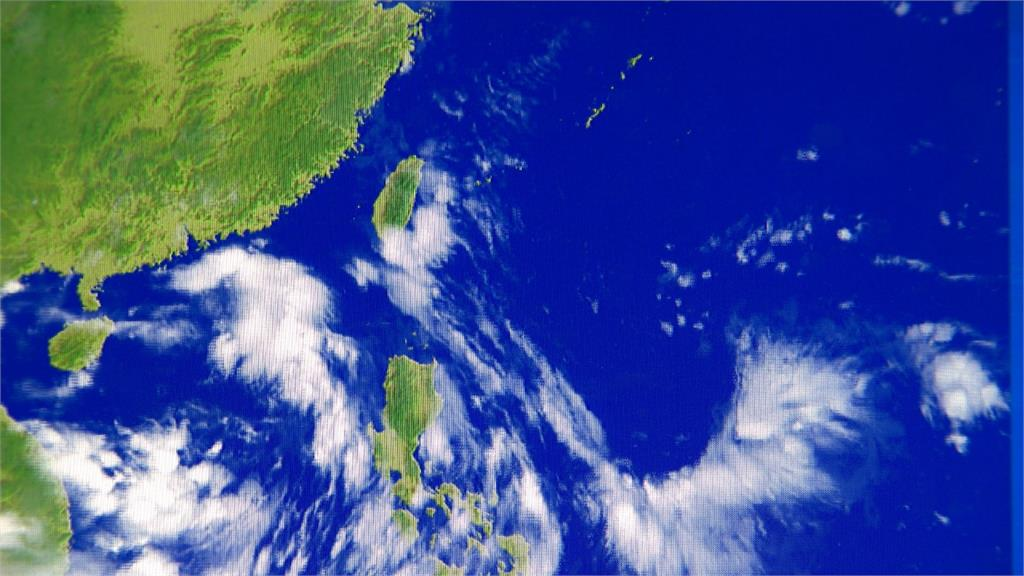 周日起全台有雨!颱風辛樂克最快今生成 氣象局:不會直接影響