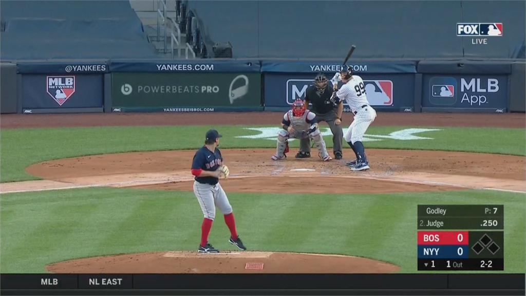 林子偉先發敲安「打擊率逐步回升」 紅襪2比5不敵洋基