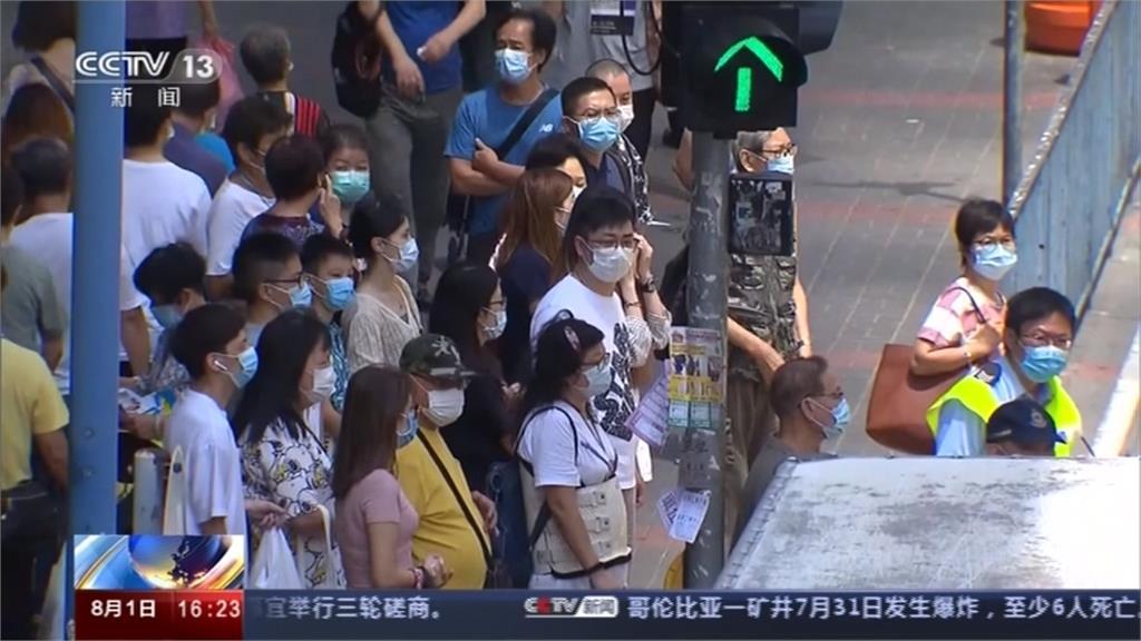 香港武肺新增2例死亡 餐廳禁內用延長一周