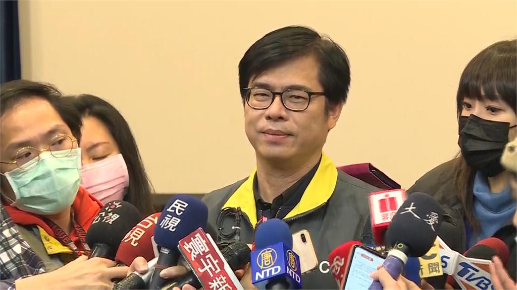 快新聞/要譚德塞好好反省「醫師誓詞」 陳其邁:抹黑台灣不會掩蓋你的失職