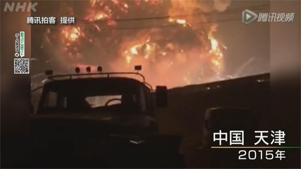 """黎巴嫩大爆炸禍首為2750噸硝酸胺 """"爆炸大國""""中國也要加強管理"""