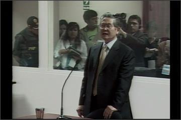 前秘魯總統藤森獲特赦 監獄外群眾慶賀