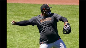 MLB/等待開季變更胖!巨人隊「功夫熊貓」山多瓦被批不敬業