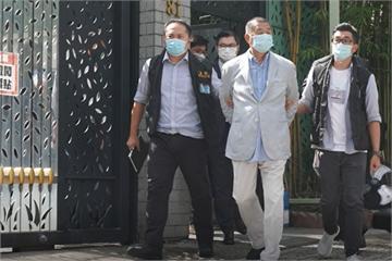 快新聞/涉「勾結境外勢力」被捕 黎智英可能遭送中國受審