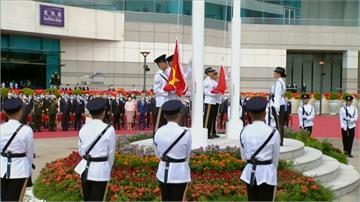 香港主權移交23週年 國安法上路敲響民主喪鐘