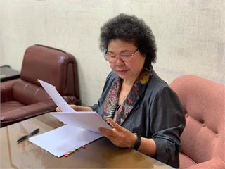 快新聞/重重警力戒護下進立院 陳菊:就事論事、理性討論