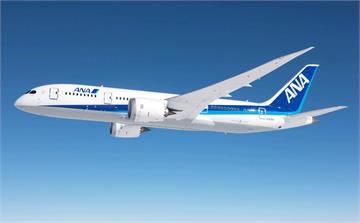 全日空宣布: 08/03復飛台北東京航線 每周2班