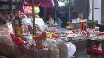 武漢肺炎影響 高雄「哈囉市場」生意掉一半