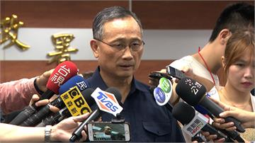 警政署臨時署務會報 視訊討論警方執勤困境