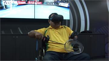 重拾運動樂趣!遠東科大邀身障者體驗VR遊戲