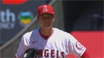 MLB/二刀流少一刀!大谷翔平前臂肌肉拉傷 停機4至6周不投球