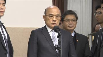 陳玉珍稱「台灣不是國家」 蘇貞昌斥:她沒資格當國會議員