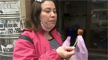 真香!慶祝蔡英文連任 東港雞排店發送百份炸雞