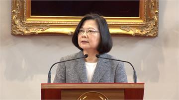 賴下蘇上!總統讚蘇貞昌有經驗、魄力、執行力