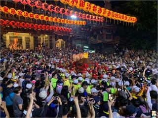 快新聞/憂「三月瘋媽祖」成防疫威脅  王定宇臉書徵求民眾意見