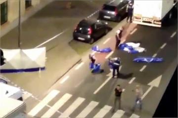 歐再傳攻擊事件 英白金漢宮附近兩警受傷