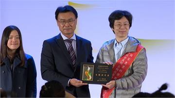農業科研最高獎 陳吉仲親頒「國家農業科學獎」