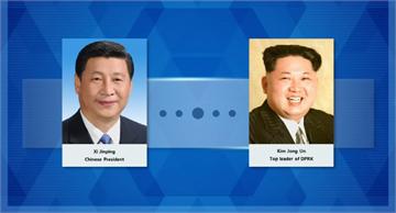 習近平回覆金正恩口信 願助北朝鮮抗疫