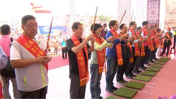 世界宗教團體共襄盛舉 福德文化節開幕