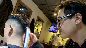 籃球風格理髮廳 裝潢顛覆傳統印象