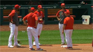 MLB/紅雀兩球員確診比賽急取消!大聯盟主席坦言不排除停賽