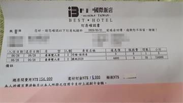 飯店棄單?早鳥訂35間房付萬元訂金「被退訂」