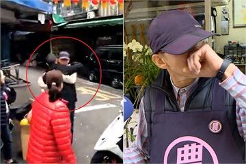 快新聞/【獨】吳怡農謝票跳下車獻「暖男擁抱」 大叔現身受訪又哽咽了