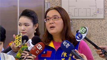 快新聞/陳玉珍批性平團體「天龍思維看天下」 林穎孟:建議她要對金門高雄有信心