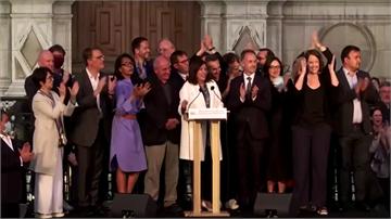 法國市政選舉 現任巴黎市長可望連任