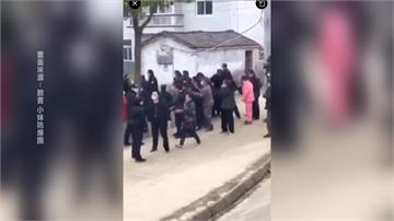 中國封城亂象多!網傳有人未斷氣被火化 殯儀館現淒厲慘叫