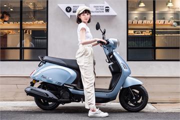 業界首創第一年免付錢!三陽SYM推出「最懂女生」的Fiddle LT