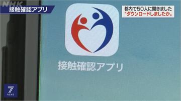 日本推出防疫APP 紀錄密切接觸者