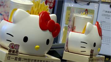 Hello Kitty萬用置物籃 限量10萬個1.5小時賣光