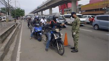 菲律賓單日6352人確診 馬尼拉再封城2周