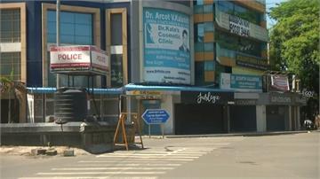 印度首都圈確診增加 封鎖措施延長到一周
