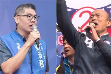 快新聞/藍粉專爆連署開除韓國瑜黨籍! 連勝文:沒必要,我也失敗過
