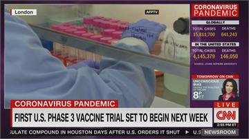 比爾蓋茲與南韓合作研發武肺疫苗 目標明年6月量產2億劑