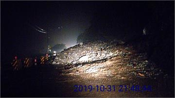 快訊/蘇花公路170K崩落 封閉17公里