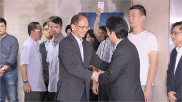力勸賴清德留下 游錫堃:為台灣繼續努力