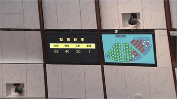 香港高鐵一地兩檢 立法會三讀通過
