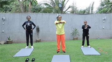 首屆衣索比亞虛擬路跑!千人居家連線跑步募款