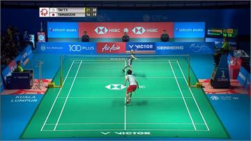 羽球/BWF決議停賽!周天成2021再拚印尼羽賽衛冕