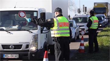 馬克宏宣布進入戰爭狀態 關閉歐盟申根區邊境