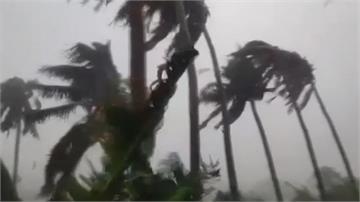 中颱「黃蜂」登陸菲律賓中部 逾20萬人緊急撤離